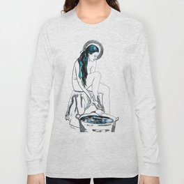 Nyx in the Void Long Sleeve T-shirt