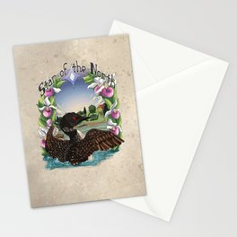 Star of the North Stationery Cards
