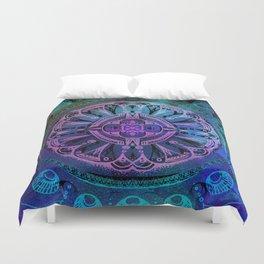 Celestial Inverse Sphere  Duvet Cover