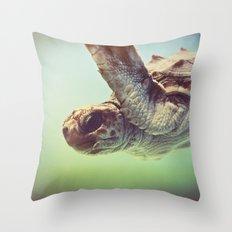 Mr. T  Throw Pillow