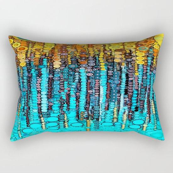 :: Party On :: Rectangular Pillow