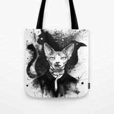 Abel Allan Poe Tote Bag