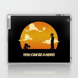 My Hero Sunset Laptop & iPad Skin