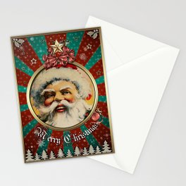 Christmas Vintage 010 Stationery Cards