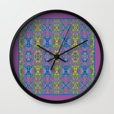 Peaceful Garden Wall Clock