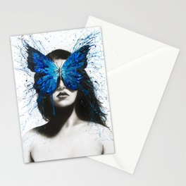 Butterfly Mind Stationery Cards