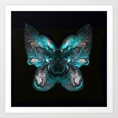 Butterfly#4 Art Print