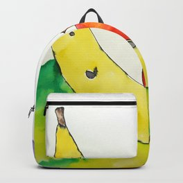 Bubbly Mixed Fruit Backpack