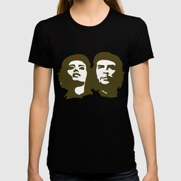 Che Guevara and the woman he loved T-shirt