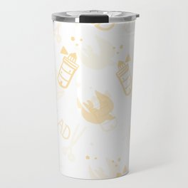 Bioshock background Travel Mug