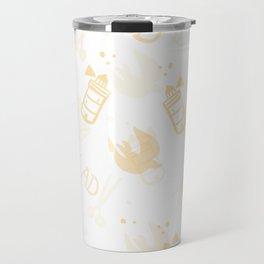 Bioshock background Travel Mug