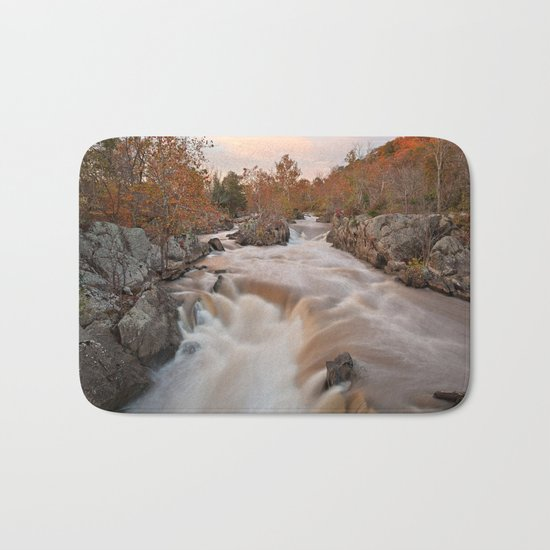 Great Autumn Falls Bath Mat