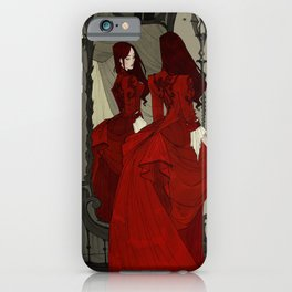 The Mirror iPhone Case