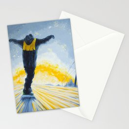 Salute The Sun Stationery Cards