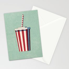 FAST FOOD / Softdrink Stationery Cards