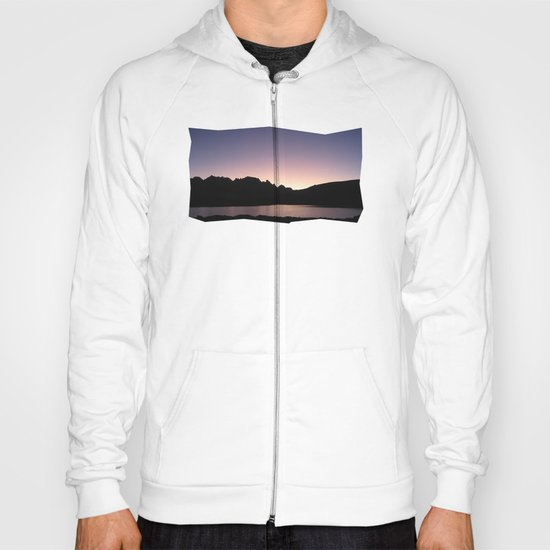 The Night Will Be Cold Hoody