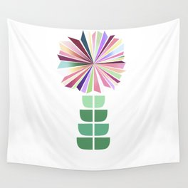 70ies flower No. 1 Wall Tapestry