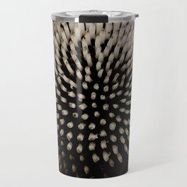 Flowers -Echinacea Travel Mug