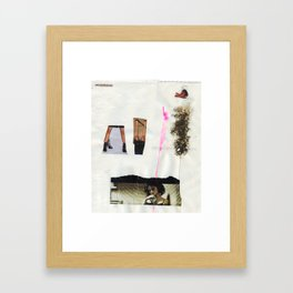 Bring Good Luck Framed Art Print