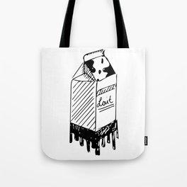 LAIT/MILK Tote Bag