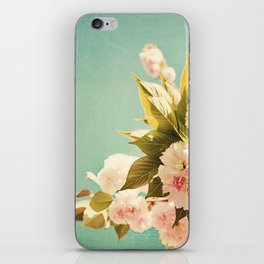 FlowerMent iPhone Skin