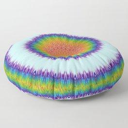 Color Magic - Pattern AB3 Floor Pillow