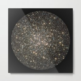 """Globular Cluster"" Hercules Constellation Metal Print"