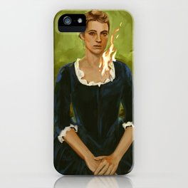 Portrait of a Lady on Fire iPhone Case