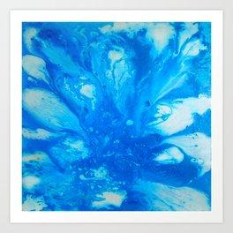 Submergance Art Print