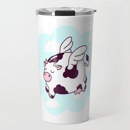 Flying Cow Travel Mug