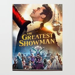 This Is The Greatest Show Poster