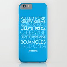 Raleigh — Delicious City Prints Slim Case iPhone 6s
