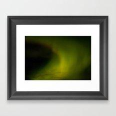 Northern Lights II Framed Art Print