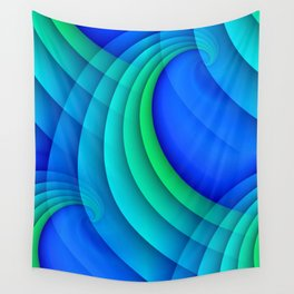 time for abstraction -20- Wall Tapestry