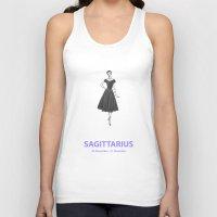 sagittarius Tank Tops featuring Sagittarius by Cansu Girgin