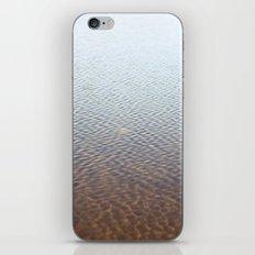 Silent water iPhone & iPod Skin