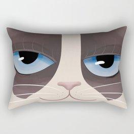 Miss Cat Rectangular Pillow