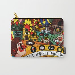 Neck Deep Life's Not Out to Get You Carry-All Pouch