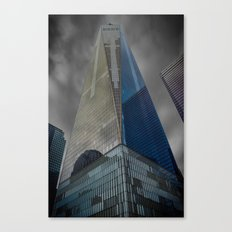 One World Observatory New York Canvas Print