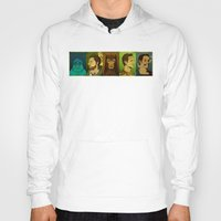 watchmen Hoodies featuring It's Always Sunny in Watchmen - Group by Jessica On Paper
