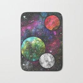 A Galaxy Far Away Bath Mat