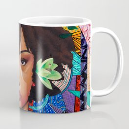 Patchwork of She Coffee Mug