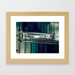 Stairway to Heaven, Brooklyn Framed Art Print