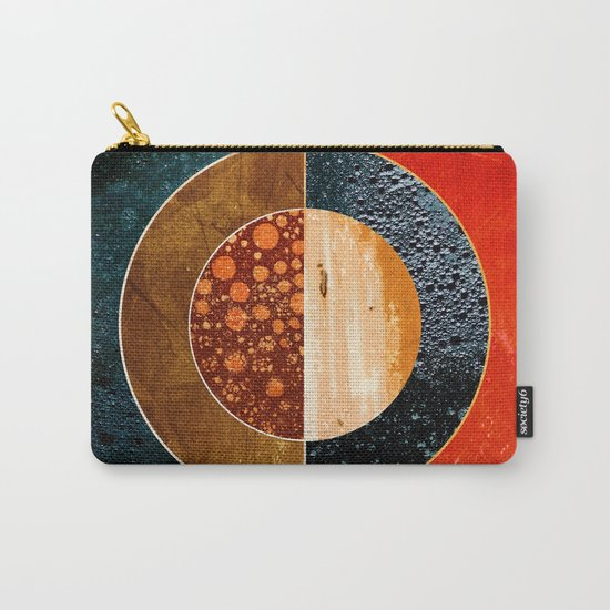 Abstract #143 Carry-All Pouch