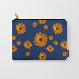 Orange power flower Carry-All Pouch