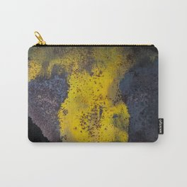 Abstract  metallic Carry-All Pouch