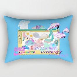 PAINT ME Rectangular Pillow