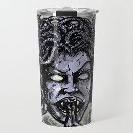 Medusa Gorgon Travel Mug