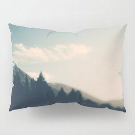 Wasatch Mountains Pillow Sham