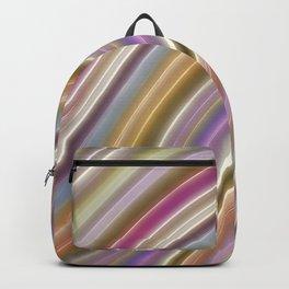 Wild Wavy Lines VI Backpack